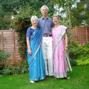 Alison, Mike & Kathy 2006