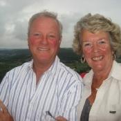 Ian and Sue