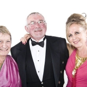 Kathy, Ken and Mel photographed by Piers Cunliffe Photography