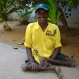 Arumugam is a boy who was affected by polio as a child and grew up at the Boys' Home. With the help of the Neem Tree Trust he now has...